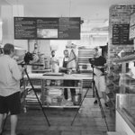 behind the scenes filming for our website-watch this space! #brighton #kemptown #bakery https://t.co/SzVfPvlEjq