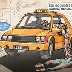 Fırsat düşkünü kan emici taksicileri #ProtestoEdiyorum ! Evet olay tam olarak budur . . https://t.co/gfv3TrNfrP
