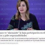 El 33% del voto exterior en Andalucía ha sido para Unidos Podemos. Lucharemos por la vuelta de todos los exiliados. https://t.co/ztKWHbq3zk