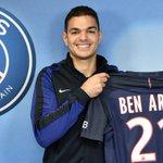 Hatem Ben Arfa portera le numéro 21 avec Paris ! https://t.co/JJoM9NM7nW