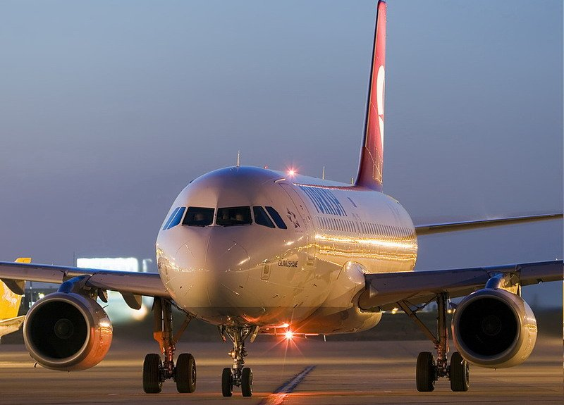 течение перелет чартерным рейсом в турцию авиационного