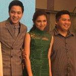 Insideshowbiz Instagram Posts with Meng and Alden. #IYAMGrandPresscon (© Insideshowbiz) https://t.co/7FROJN1Aha