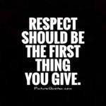 He should know this. No one deserves to be disrespected. Respect Nadine Lustre https://t.co/y3SXaCxSGz