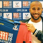 BREAKING: #CPFC have completed the signing of @andros_townsend for £13m on a five year deal!  #WelcomeAndros 🔴🔵 https://t.co/lb759ljtkw