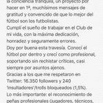 📝 Hoy, tras 4 años y medio, finaliza mi etapa como empleado del Sporting. Por todo y por nada. ¡Puxa Sporting! 🔽 https://t.co/KRaOQxsFP6