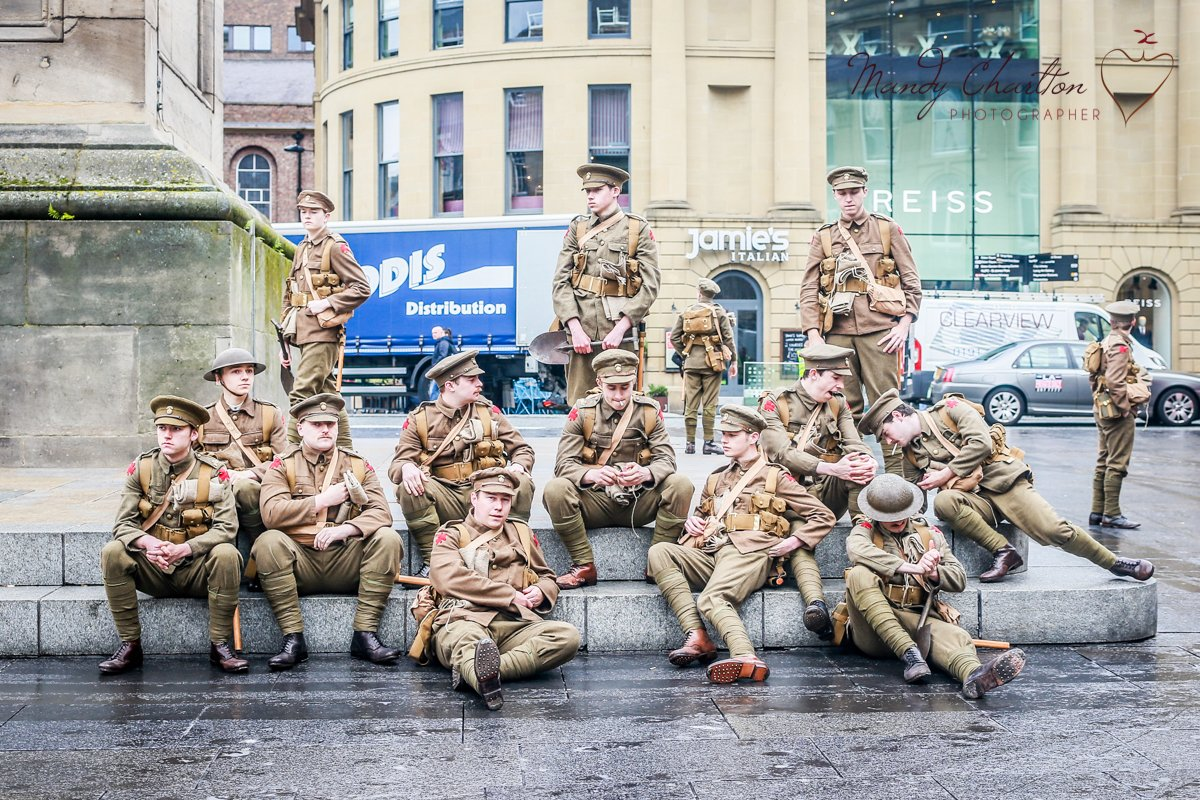 With all that is happening in the country right now, this really puts things into perspective #wearehere #Newcastle https://t.co/fFN65JksqC