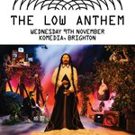 Tickets on sale now for @thelowanthem @KomediaBrighton! https://t.co/C8qVXcVp2e #Brighton https://t.co/DMylvaDRPS