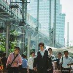 """""""แฟนเดย์ แฟนกันแค่วันเดียว"""" หนังใหม่ประเดิมค่ายหนัง gdh559 ถ่ายทำที่ญี่ปุ่น 1 ก.ย. นี้ #ทรงผมพี่เต๋อ55555 #fanday https://t.co/HDTzagsG9w"""