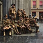 #wearehere powerful and deeply moving scenes in Glasgow today https://t.co/rYJNLdPWuq