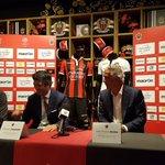"""Rivere : """"on jouera aussi avec ces maillots en Coupe dEurope"""" https://t.co/caeEMjXMHB"""