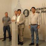 El alcalde Gabriel Cruz anuncia que se han solventado los ultimos escollos para que #Recre #Huelva no sea descendido https://t.co/EBzGIbAveO