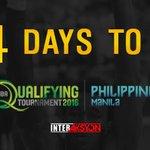 4 days to go before #FIBAOQT Manila! Gilas takes on Turkey tonight for a tuneup! #LabanPilipinas #GilasRoadToRio https://t.co/lQSACN2bGi