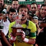 Uma figura incontornável do Futsal e do Sporting Clube de Portugal. Obrigado, capitão! #ObrigadoBenedito https://t.co/UNIbECOnmJ