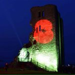 Photo taken in 2014 for the East coast #WW1 bombardment Centenary, and today a symbol of remembrance #Somme100 https://t.co/WDBWrsYxwh
