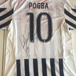 Сделай ретвит и получи футболку Ювентуса с автографом Поля Погба от @adidasRU. #первыйрешает #firstneverfollows https://t.co/5RE68F47yO