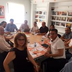 Reunión en Sevilla del Comité Territorial de @Cs_Andalucia para analizar la campaña electoral para el #26J #Cs https://t.co/pYOiS6YQEC