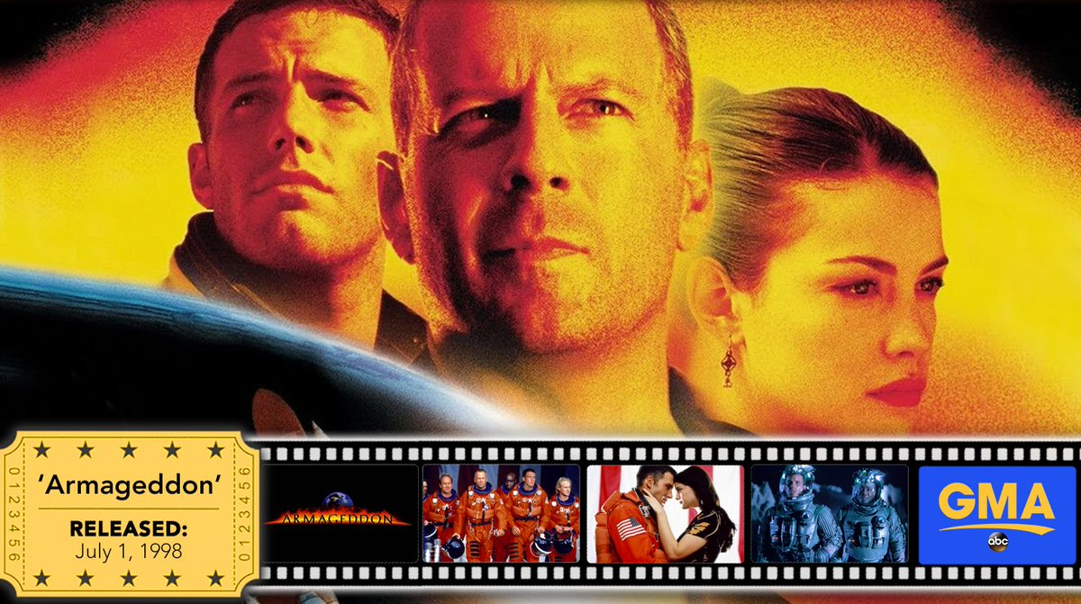 Movie about armageddon