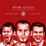 Ryan Giggs: Thank you for 29 years! 963 apps 168 goals Premier League x13 FA Cup x4 Champions League x2 #legend https://t.co/bltjq9hw41
