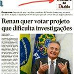 DIGA NÃO! Renan quer sabotar a Lava-Jato! (e que bela ironia do anúncio...) https://t.co/CnjlJtRHe9