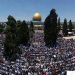280 ألف مصلي أدوا صلاة الجمعة الأخيرة من شهر #رمضانفي #الأقصى #يوم_القدس https://t.co/xt0TUrhTXO