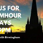 You are invited to join us for #BrumHour Sundays at 8pm. Share your business, skills & services with #Birmingham https://t.co/bwAwR2YlSp