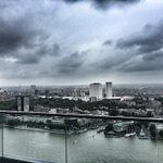 Er komt weer #regen aan. Waar blijft de #zon. Alvast een prettig #weekend allen. https://t.co/OMswVJBpah