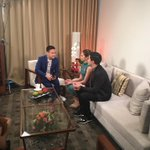 Instagram Posts from Ms. Annette Gozon with Meng and Alden. #IYAMGrandPresscon (© Annettegozon) https://t.co/4WWBoVltGl