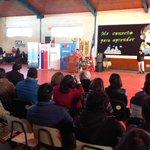 Alcalde @Omar_Sabat participa en entrega de 818 computadores a est de colegios municipales de #valdiviacl #losrios https://t.co/Ut1chRRaTb