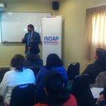 @MBienesLosRios participa en charla en Mesa de la Mujer Rural coordinada por @INDAPLosRios y @SernamegLosRios https://t.co/3sjGNw9GVN