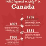 A bit of #CanadaDay ???? history… https://t.co/pMhlzqLGqh