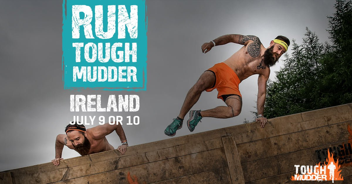 You can't feel the burn in the cold. #MyAwesome #ToughMudder https://t.co/ZMMj9YclEA