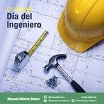 Mis felicitaciones para todos los ingenieros en su día. #DíaDelIngeniero https://t.co/BNgsbe2RBY