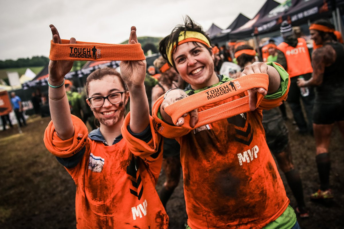 Don't be a stick in the mud. #MyAwesome #ToughMudder https://t.co/u5BbXuo4qg