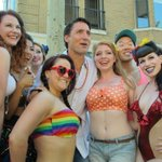 Its official: Prime Minister #JustinTrudeau to march in #Vancouver Pride parade https://t.co/0DW0Q9Jc4s #LGBT https://t.co/sdEHgBcpp7