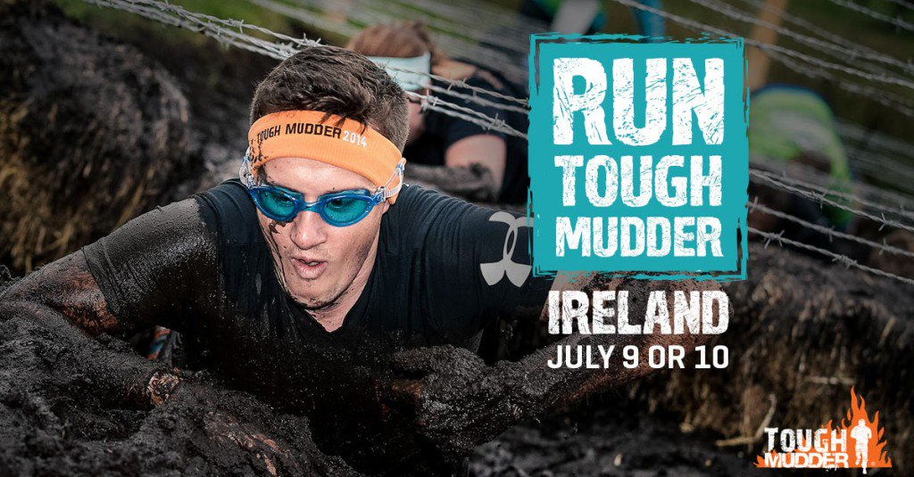Prepare for all obstacles. #MyAwesome #ToughMudder https://t.co/0Fghc3CRcT