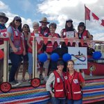 Were honoured to to join the #FortMac #CanadaDay parade w McMurray Metis & Nistawoyou Friendship Centre. https://t.co/q1AmtFYvN8