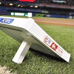 The bases are dressed up for #CanadaDay. https://t.co/8XoMW9PKoh