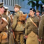 Made it back to Brum for the emotional finale through the sun and the rain. #WeAreHere #Somme100 #birmingham https://t.co/0IV7sLD6sj
