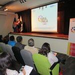 Director @TarapacaLabs @AyalaEvadil lanzamiento primer laboratorio de innovación aplicada @unapcl @Gore_Tarapaca https://t.co/OGFoNzQRXi