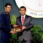 #Riyaasee2018 My candidate @MohamedNasheed ???????????????????????? https://t.co/YNNk0r0TAx