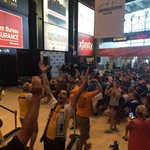 """""""Cause Nashville is ours!"""" @NFCRoadies chant as @NashvilleFC becomes the official name of #USL2MusicCity https://t.co/0sKqWWkTai"""