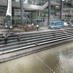 Zo zien we het graag! Weer een terras erbij.  Het wordt steeds mooier daar aan de waterkant.. #vredenburgkade https://t.co/DduYr4qf0c