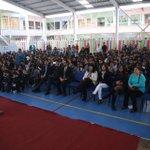 Toda la comunidad educativa de Colegio Adventista se suma a la alimentación saludable #LeyDeAlimentos #Iquique https://t.co/cO5MN5oEIB