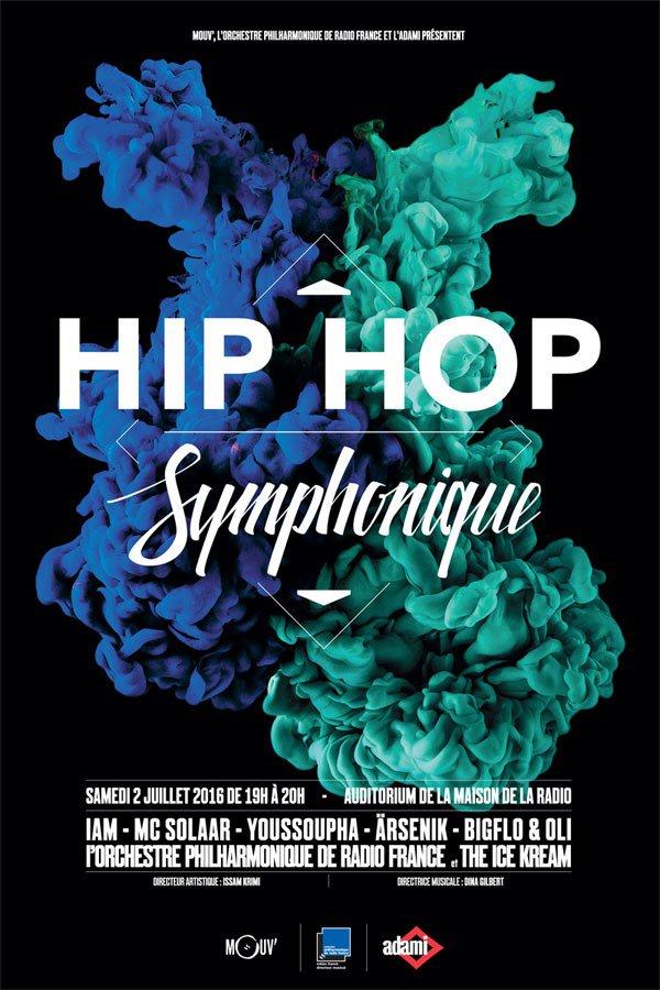 Bel événement #hiphop #musique #classique @Maisondelaradio 2/07 avec @youssouphamusik @bigfloetoli Arsenik MCSolaar https://t.co/GEZaVEuyCp