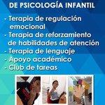 Servicios especializados de psicología infantil #SanLuisPotosi https://t.co/g2C8qJdx6e