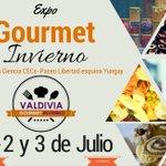 #ValdiviaCL Gourmet. Hoy nos juntamos en la Carpa de la Ciencia de CECs para probar lo mejor del sur. https://t.co/VpeVaFXlGE