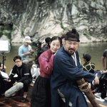 ยูซึงโฮ ซิ่วหมินEXO โกชางซอก รามีรัน ในเบื้องหลังการถ่ายทำภ. Seondal:The Man Who Sells the River ฉายในเกาหลี6ก.ค.นี้ https://t.co/xZ55WEHT6a