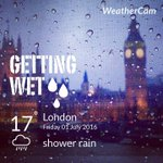 Getting wet in London made with WeatherCam for #iPhone https://t.co/1n5c99i93W #london #weather #rain #england #uk https://t.co/7JoMNeXtl0