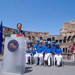25 milioni dalla famiglia Della Valle per restaurare il #Colosseo. Lavori finiti in anticipo #italiariparte https://t.co/1E4nsb97S5