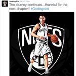 Jeremy Lin agrees to terms with Nets on a 3-year, $36 million deal. (via @Chris_Broussard & @ESPNSteinLine) https://t.co/v2VIPGV6EF